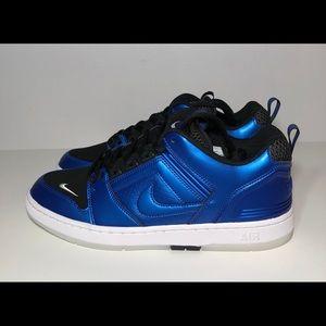 NEW Nike SB Air Force 2 Foamposite Royal Blue